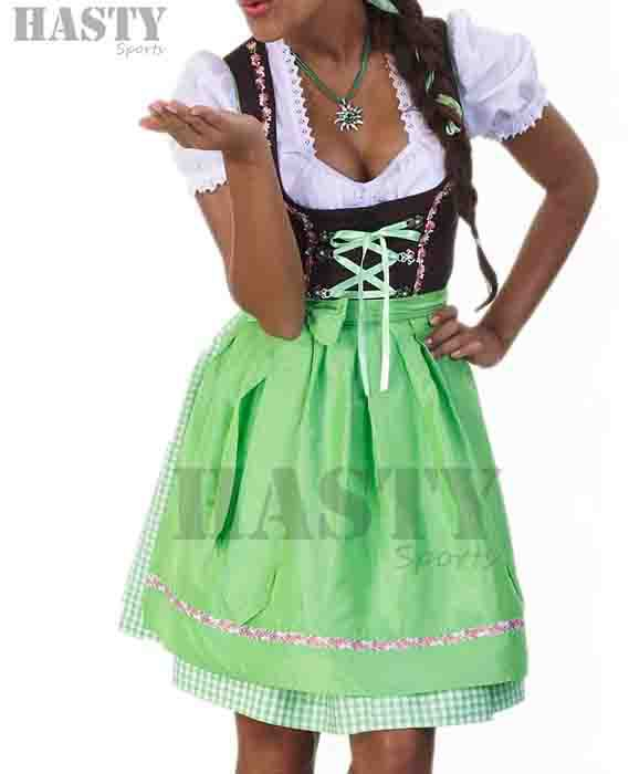 NEW DESIGN DIRNDL DRESS FROM HASTY SPORTS