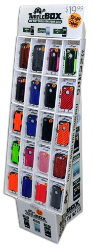 IP 4 CELL CASE FD #029133L