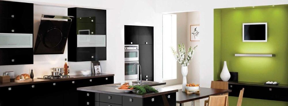 Acrilico paneles de alto brillo mobiliario de cocina - Paneles acrilicos para cocinas ...