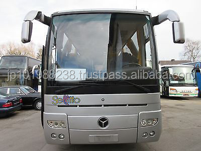 USED BUSES - MERCEDES-BENZ O350 COACH BUS (LHD 3708 DIESEL)