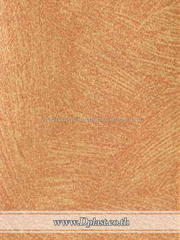 2 Tones Printed PVC ARTIFICIAL LEATHER