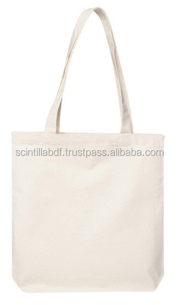 TCC007, LIVEGREEN, cotton canvas tote bag