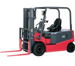 2.5 Ton Electric Forklift For Sale and Rental Singapore (Nichiyu FB25), Cheap, Brand New and Used, Lift trucks, Tonne