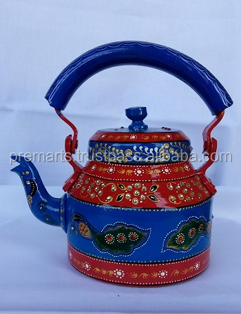 PREMARTS TEA KETTLE EIGHT PEACOCK