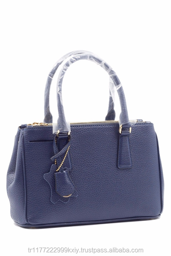 Calf Leather Women Trend Handbag