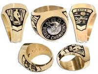 1978 washington bullets championship ring