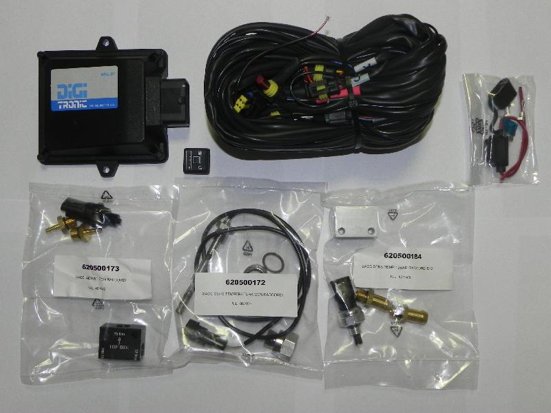 DIGITRONIC MP48 DF ECU Kit