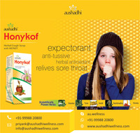 Health & medical product Honykof cough syrup