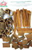 Available Vietnam cassia/ cinnamon products well-dried, clean, no mould or fungus