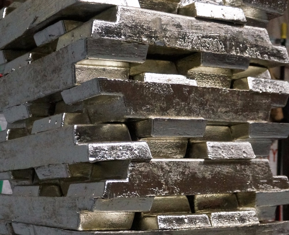 Tin Ingots for sale at cheaper prices