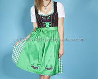Ripe New Designs Mini Bavarian Dirndls, Midi Bavarian Dirndls, Bavarian Dirndl Dress