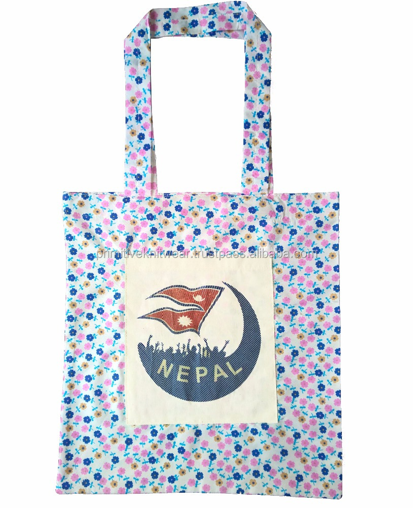 Smart shopping bag with custom design and sizes