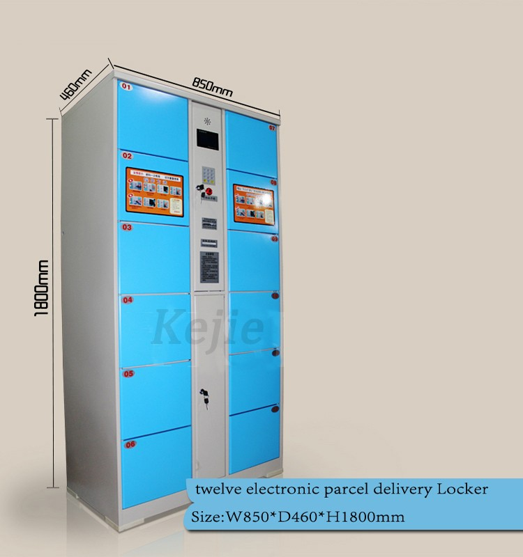 how to cancel a parcell locker for deliveries