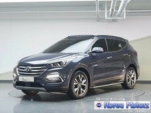2015 HYUNDAI Santa Fe The Prime DIESEL 2.2 4WD Exclusive Special used car (18524571)