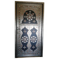 Moroccan door design