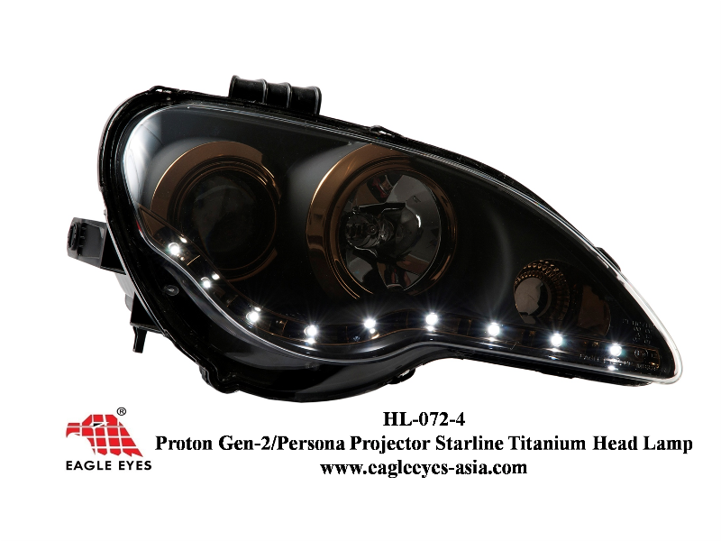 Eagle Eyes Projector Headlight for PROTON GEN 2 / PERSONA