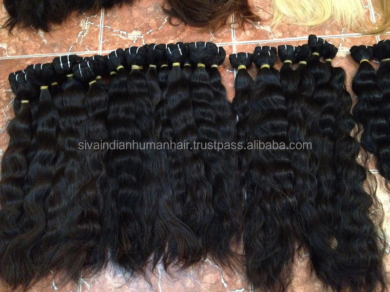 Low Price Double Machine Weft Virgin Wave Hair Wave 100 Percent Human Hair Fast Shipping & Accept Paypal
