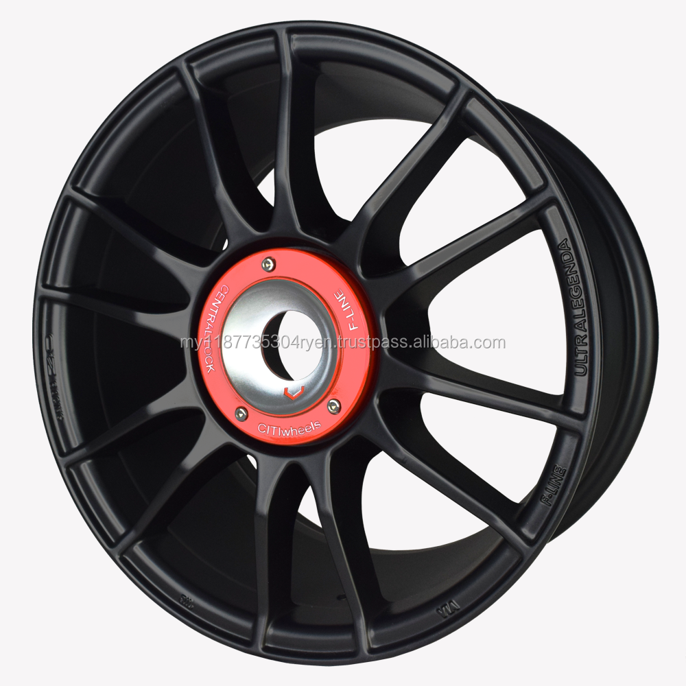 "High quality 15"" - 18"" sport alloy wheels"