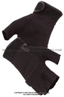 Mesh Fingerless Gloves with Gel Palm, Constructed for Optimal Comfort and Maximum Air flow