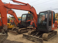 Used Hitachi ZX60 Mini Excavator on sale, Used cheap Japan original small digger Hitachi ZX60 almost new