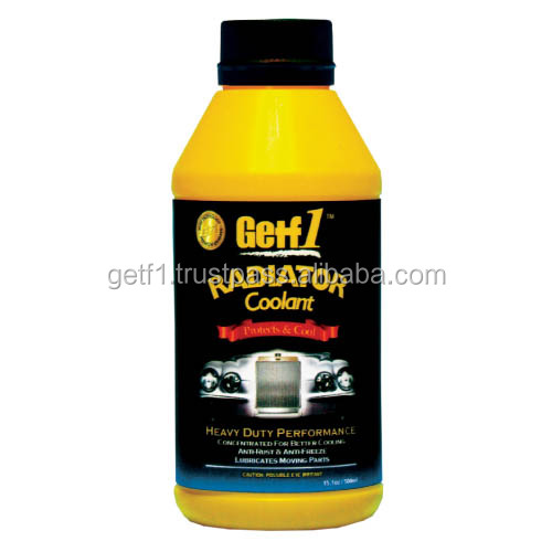 (GETF1)Car Radiator Coolant- 500ml Anti-Rust, Anti-Freeze, Car Radiator, Coolant Agent, Car Care Product, Alibaba Malaysia