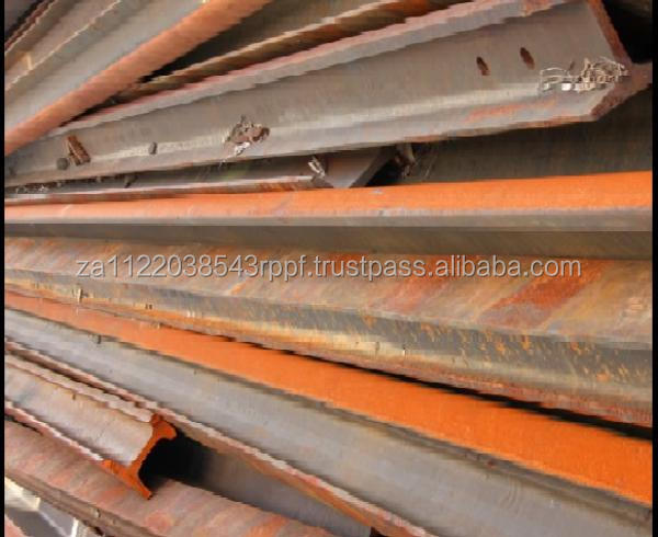 Used Rail Iron Metel Scrap for sell