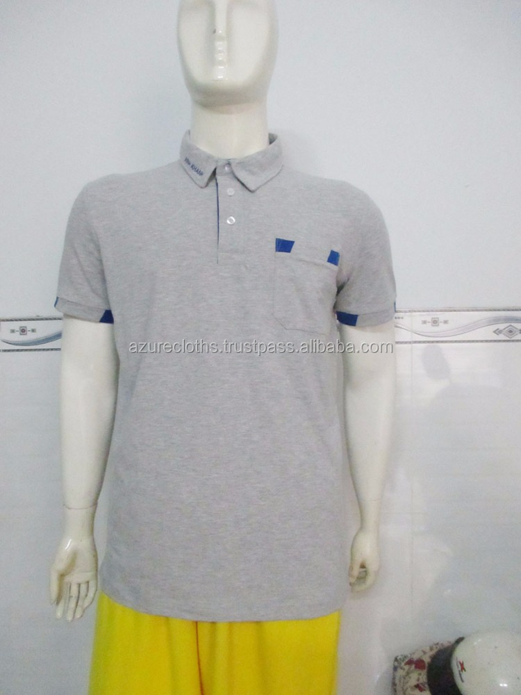 new fashion oversize mens polo shirt made in vietnam shirt for men polo