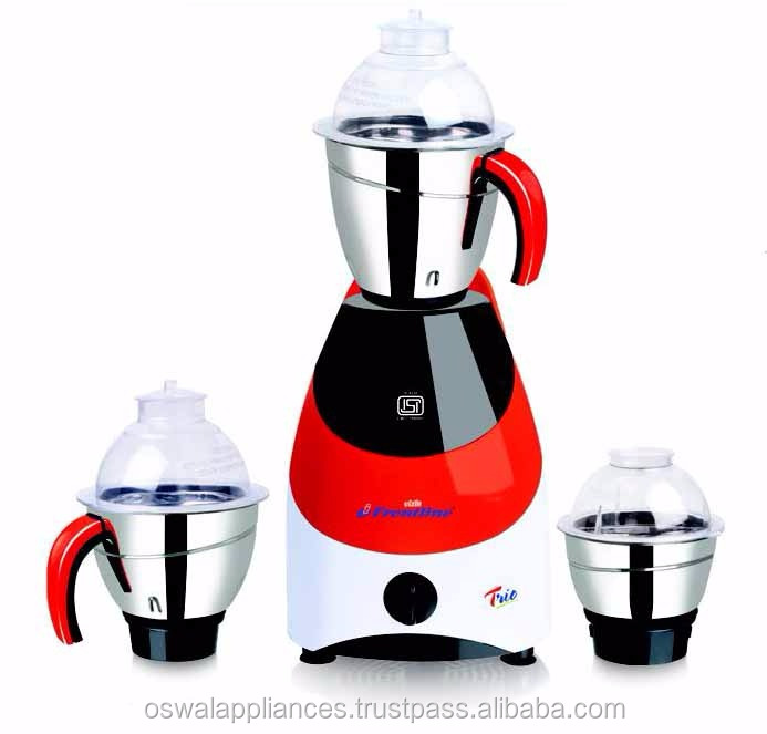 750 Watts Mixer Grinder With 3 Jar
