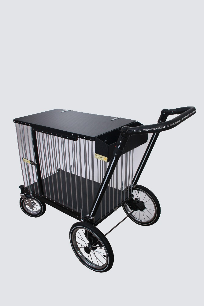 Crown Dog Show Trolley
