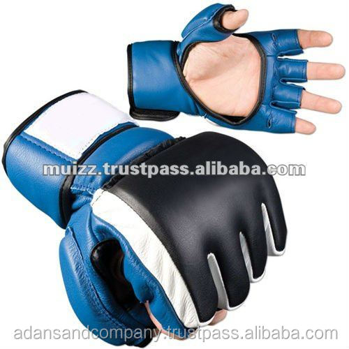 Combat Sports Style Safety Training Sparring MMA Gloves