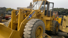 Few Working Hours Used Kawasaki 85Z wheel loaders for sale/100% original from Japan