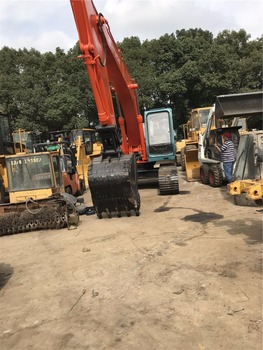 Used japan made HITACHI EX200 Crawler excavator for sale