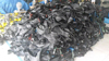 used butyl inner tube scrap