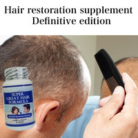 Nourishing original nutritional supplement with biotin for hair growth