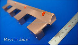 High quality and Japanese precision parts in a short delivery time , OEM available