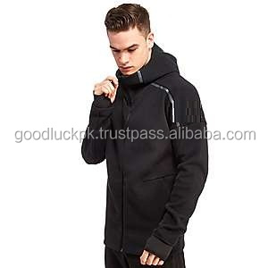 oem hoodies - warm winter fleece hoody - long sleeve kangaroo pocket hoodie