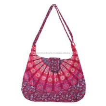 Designer Women Shopping Purse Indian Handbag Mandala Tote Bag Manufacturer