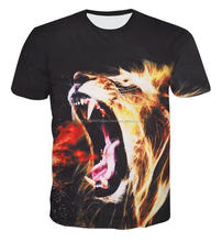 Loin King T Shirts 2017 Latest Fashion