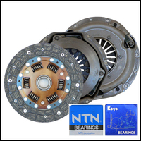 Replacement Clutch kit : Clutch disc and cover with Release bearing for Japanese cars