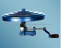Hand operated gerber centrifuge machine