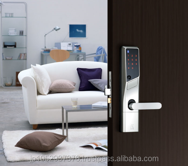 ALPHA DIGITAL LOCK WS200 set lock. Digital house door lock