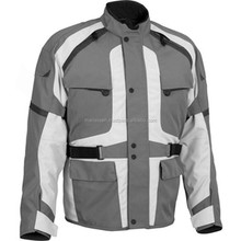High Quality Men Motorcycle Textile/Cordura Racing Armor/Jacket