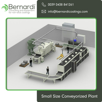 High Performance Small Size Conveyorized Plant Dealer