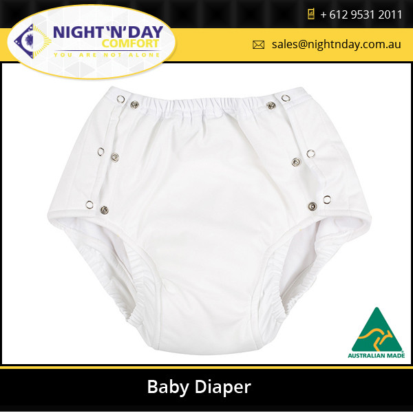 All-in-One Absorbent Product Sleepy Baby Diaper