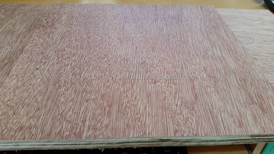 Melamine glue plywood / water proof plywood can be last in 8 hours