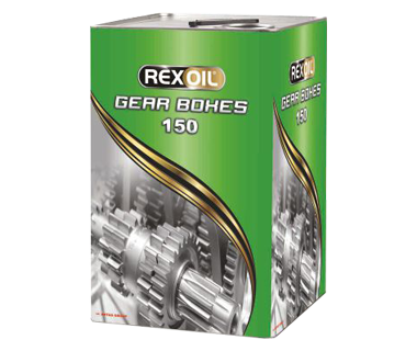 Rexoil Industrial Gear Boxes Oil