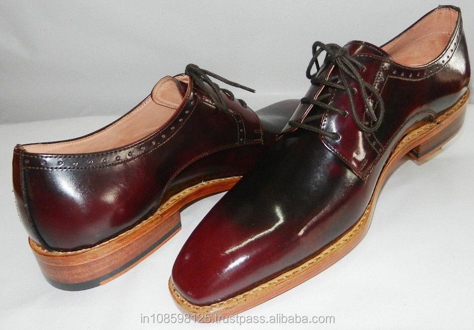 Hand Crafted Goodyear Welted Shoes