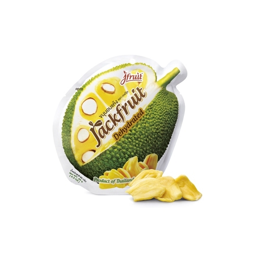 Dehydrated Thai Jackfruit 65 Grams in Carton Package
