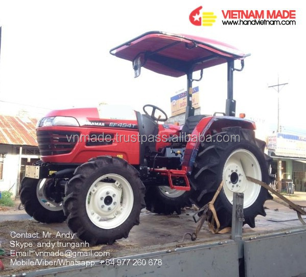 yanmar tractor price EF494T