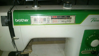 Brother Sewing / Stitching machine = Pacesetter 650 Unused Tailoring machine